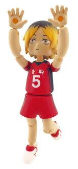 Yakudou Sotai PLAY-GURE feat.Haikyuu!! PG14 Kenma Kozume(Back-order)(躍動素体プレイギュアfeat.ハイキュー!! PG14 孤爪研磨)