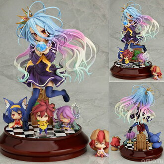 No Game No Life - Shiro 1/7 Complete Figure(Released)(ノーゲーム・ノーライフ 白 1/7 完成品フィギュア)