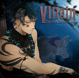 CD Villain Vol.3 -the fantasy of beast- / Hidari High Kick(Released)(CD Villain Vol.3 -the fantasy of beast- / 左高蹴)