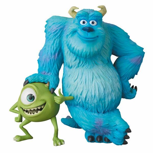 ウルトラディテールフィギュア No.250 UDF Pixar モンスターズ・インク サリー&マイク[メディコム・トイ]《発売済・在庫品》