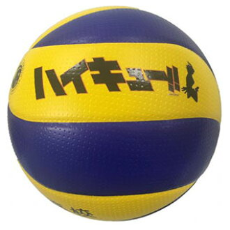 Mikasa x Haikyuu!! Official Volleyball Ball mva300 Haikyuu ver.(Released)(Mikasa×ハイキュー!! 公式公認球mva300 ハイキューver.)