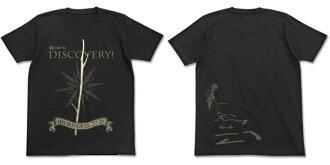 のんのんびより りぴーと れんげの伝説の剣Tシャツ/ブラック-S(Non Non Biyori Repeat - Renge's Sword of Legend T-shirt / BLACK - S(Released))