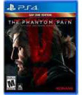 PS4 [North American Version] Metal Gear Solid V The Phantom Pain(Released)(PS4 【北米版】Metal Gear Solid V The Phantom Pain)