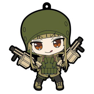 Sword Art Online Alternative Gun Gale Online - Rubber Strap: Fukajiro(Back-order)(ソードアート・オンライン オルタナティブ ガンゲイル・オンライン ラバーストラップ フカ次郎)