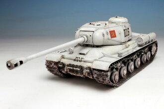 1/35 Girls und Panzer IS-2 Pravda Girls' High School Plastic Model w/First Press Limited Bonus(Released)(1/35 ガールズ&パンツァー IS-2 プラウダ高校 初回限定特典付き プラモデル)