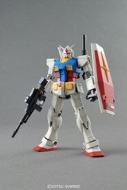 MG 機動戦士ガンダム ジ・オリジン 1/100 RX-78-02 ガンダム(GUNDAM THE ORIGIN版) プラモデル(再販)[バンダイ]《発売済・在庫品》