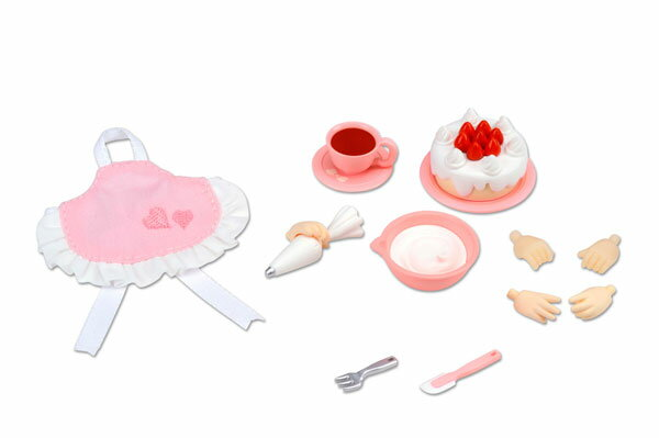 キューポッシュえくすとら わくわく☆ドルチェせっと(ケーキ)[コトブキヤ]《発売済・在庫品》