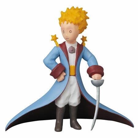 ウルトラディテールフィギュア No.264 UDF 星の王子さま ブルー(ケープ付き)[メディコム・トイ]《発売済・在庫品》