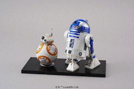 スター・ウォーズ 1/12 BB-8 & R2-D2 プラモデル(再販)[バンダイ]《発売済・在庫品》