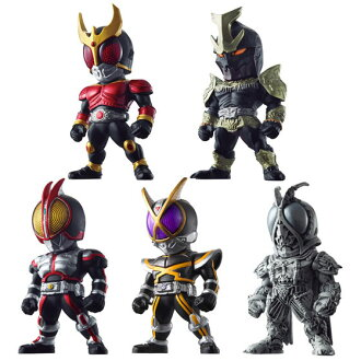 CONVERGE KAMEN RIDER 10Pack BOX (CANDY TOY)(Back-order)(CONVERGE KAMEN RIDER 10個入りBOX(食玩))
