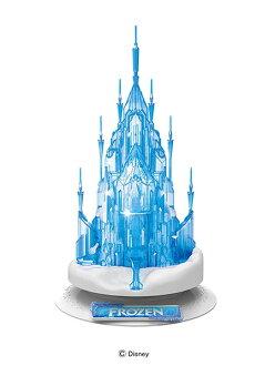 キャッスルクラフトコレクション アナと雪の女王 プラモデル(Castle Craft Collection - Frozen Plastic Model(Back-order))