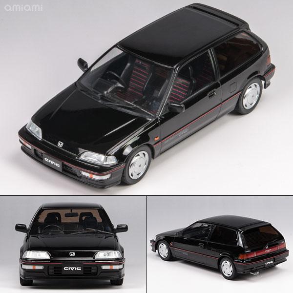 1/18 TRIPLE 9 COLLECTION Honda Civic EF-9 SiR 1990 Black[TRIPLE 9 COLLECTION]《取り寄せ※暫定》