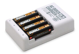 バッテリー&充電器シリーズ No.116 単3形ニッケル水素電池ネオチャンプ(4本)と急速充電器PROII[タミヤ]《発売済・在庫品》