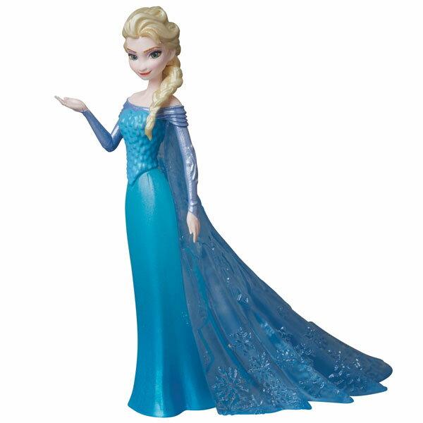 ウルトラディテールフィギュア No.258 UDF Disney シリーズ5 エルサ 『アナと雪の女王』[メディコム・トイ]《発売済・在庫品》