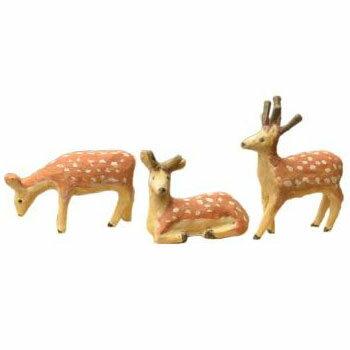 情景コレクション ザ・動物 101 鹿(再販)[トミーテック]《発売済・在庫品》