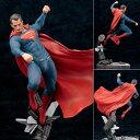 ARTFX+ バットマン vs スーパーマン ジャスティスの誕生 スーパーマン DAWN OF JUSTICE 1/10 完成品フィギュア[コトブキヤ]《取り寄...