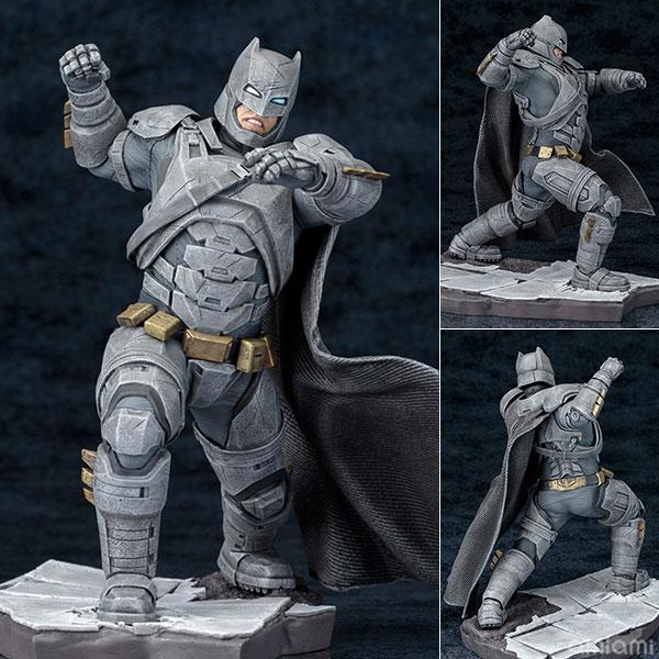 ARTFX+ バットマン vs スーパーマン ジャスティスの誕生 バットマン DAWN OF JUSTICE 1/10 完成品フィギュア[コトブキヤ]《取り寄せ※暫定》