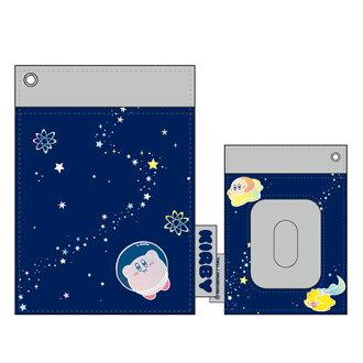 Hoshi no Kirby - Pupupu na Milky Way (2) Pass Case(Released)(星のカービィ プププなミルキーウェイ (2) パスケース)