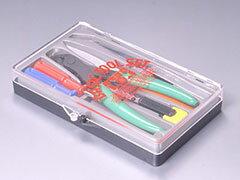 クラフトツールシリーズ No.16 ベーシックツールセット(再販)[タミヤ]《発売済・在庫品》