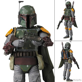 "MAFEX No.025 Boba Fett (RETURN OF THE JEDI Ver.) ""Star Wars: Episode VI - Return Of The Jedi""(Released)(マフェックス No.025 ボバ・フェット(RETURN OF THE JEDI Ver.) 『スター・ウォーズ エピソード6/ジェダイの帰還』)"
