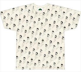 おそ松さん シェー柄Tシャツ クリーム M[エイベックス]《取り寄せ※暫定》