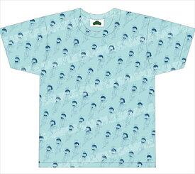 おそ松さん シェー柄Tシャツ ブルー M[エイベックス]《取り寄せ※暫定》