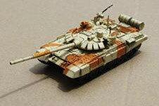 1/72 ロシア軍T-72B3M主力戦車 市街戦(完成品)[モデルコレクト]《取り寄せ※暫定》