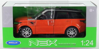 1/24 Land Rover RANGE ROVER SPORT (Chili Red)(Released)(1/24 ランドローバー RANGE ROVER SPORT(チリレッド))