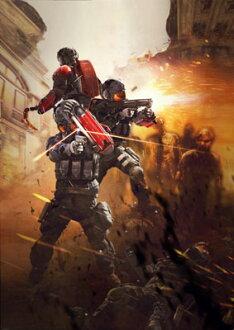 PS4 Biohazard: Umbrella Corps Download Code Version(Released)(PS4 バイオハザード アンブレラコア ダウンロードコード版)