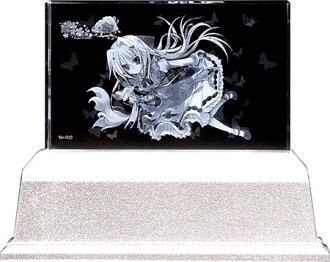 Koi ga Saku Koro Sakura Doki - Premium Crystal (w/Serial Number): Teena(Released)(恋がさくころ桜どき ティナ プレミアムクリスタル(シリアルナンバー入り))