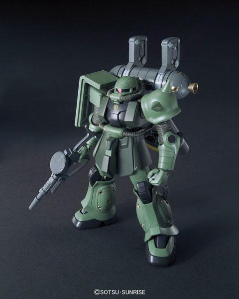 HG 機動戦士ガンダム サンダーボルト 1/144 量産型ザク+ビッグ・ガン(GUNDAM THUNDERBOLT Ver.) プラモデル[バンダイ]《発売済・在庫品》
