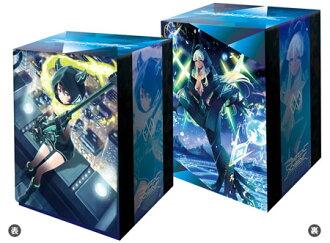 "Bushiroad Deck Holder Collection V2 Vol.3 Luck & Logic ""Mana & Artemis""(Back-order)(ブシロード デッキホルダーコレクション V2 Vol.3 ラクエンロジック『学&アルテミス』)"