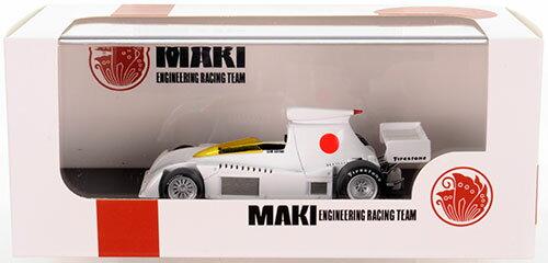 1/43 MAKI F101 プレゼンテーション 1974(フィギュアなし)[プレミアムX]《取り寄せ※暫定》