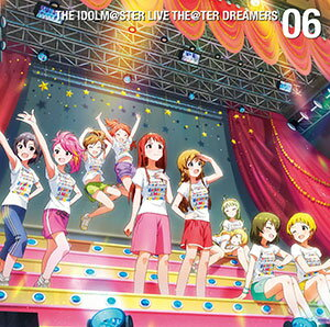 CD THE IDOLM@STER LIVE THE@TER DREAMERS 06[ランティス]《発売済・在庫品》