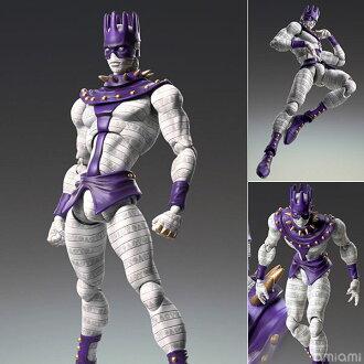 "Super Action Statue ""JoJo's Bizarre Adventure"" Part.VI 78. White Snake (Hirohiko Araki Specified Color)(Released)(超像可動 「ジョジョの奇妙な冒険」第6部 78.ホワイトスネイク(荒木飛呂彦指定カラー))"
