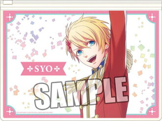 Uta no Prince-sama - Full Color Clear Pouch: Marching Band Ver. Syo Kurusu(Released)(うたの☆プリンスさまっ♪ フルカラークリアポーチ マーチングバンドVer.「来栖 翔」)