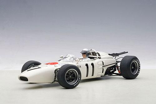 1/18 ホンダ RA272 F1 1965 #11 メキシコGP 優勝(リッチー・ギンサー/ドライバーフィギュア付き)[オートアート]【送料無料】《取り寄せ※暫定》