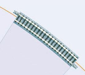 1870 カーブレールC605-10(F)(4本セット)[TOMIX]《取り寄せ※暫定》