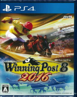 PS4 Winning Post 8 2016(Released)(PS4 Winning Post 8 2016)