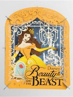 ディズニー PAPER THEATER 美女と野獣(Disney - PAPER THEATER Beauty and the Beast(Released))