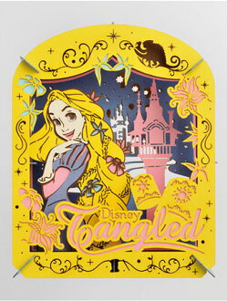 Disney - PAPER THEATER Tangled(Released)(ディズニー PAPER THEATER 塔の上のラプンツェル)