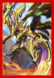 "Bushiroad Sleeve Collection Mini Cardfight!! Vanguard G ""Supreme Heavenly Emperor Dragon' Dragonic Blademaster ""Taiten""""(Released)"
