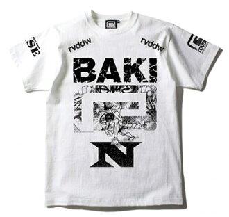 Baki the Grappler x Tenshin Nasukawa x rvddw T-shirt M-SIZE(Back-order)(グラップラー刃牙 x 那須川天心 x rvddw Tシャツ M-SIZE)