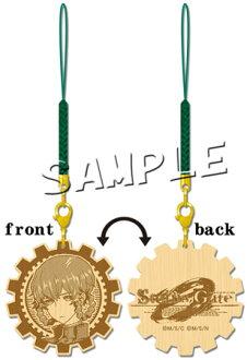 Steins;Gate 0 - Wooden Strap: Suzuha Amane(Pre-order)(STEINS;GATE 0 木製ストラップ 阿万音鈴羽)