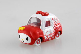 Dream Tomica - My Melody (Little Red Riding Hood)(Released)(ドリームトミカ マイメロディ(赤ずきん))