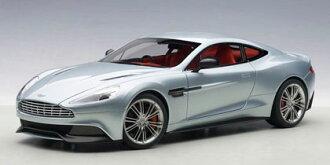 Autoart Composite Model 1/18 Aston Martin Vanquish 2015 (Silver)(Back-order)(オートアート・コンポジットモデル 1/18 アストンマーチン ヴァンキッシュ 2015 (シルバー))