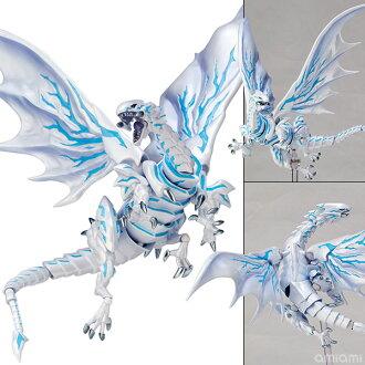 Vulcanlog(ヴァルカン-ログ) 013 遊☆戯☆王リボ ブルーアイズ・オルタナティブ・ホワイト・ドラゴン 青眼の亜白龍(Vulcanlog 013 Yu-Gi-Oh Revo - Blue-Eyes Alternative White Dragon(Released))