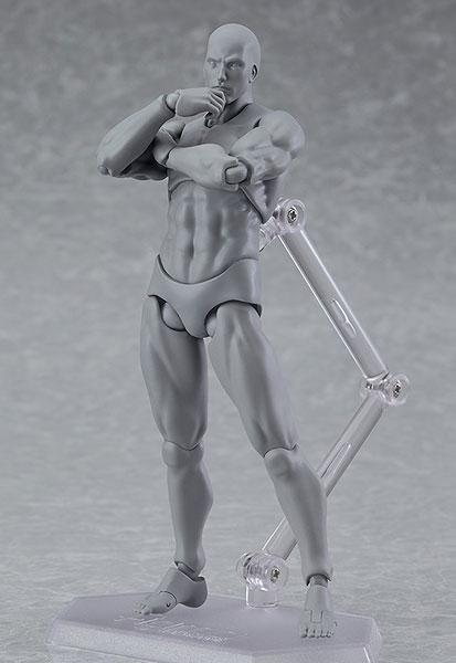figma archetype next:he gray color ver.(再販)[マックスファクトリー]《07月予約》