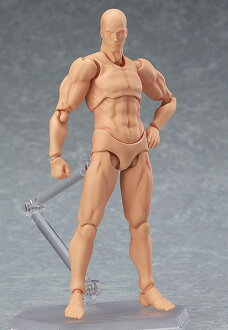 figma - archetype next:he flesh color ver.(Released)(figma archetype next:he flesh color ver.)