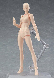 figma - archetype next:she flesh color ver.(Released)(figma archetype next:she flesh color ver.)